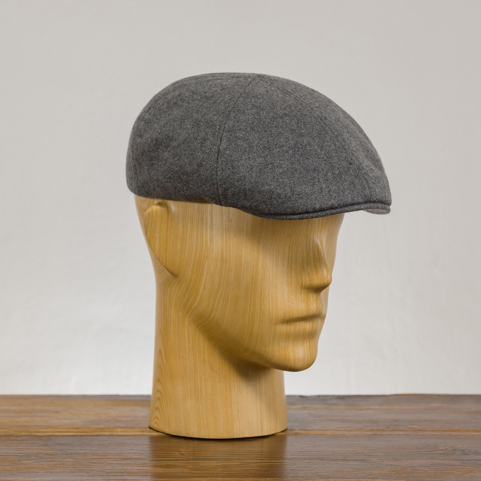Duckbill warm wool winter driving ivy league cabby cap