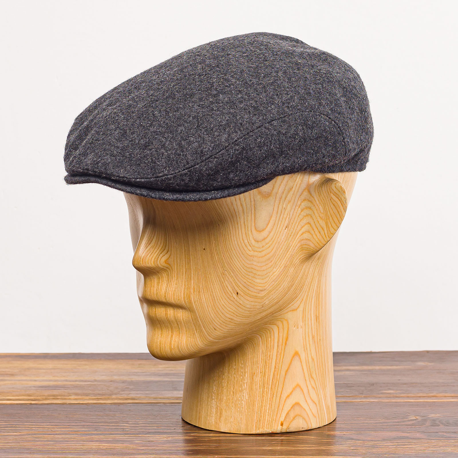Classic flat cap ivy league vintage wool cloth English Gatsby dai jeff derby paddy driving duffer cheese-cutter