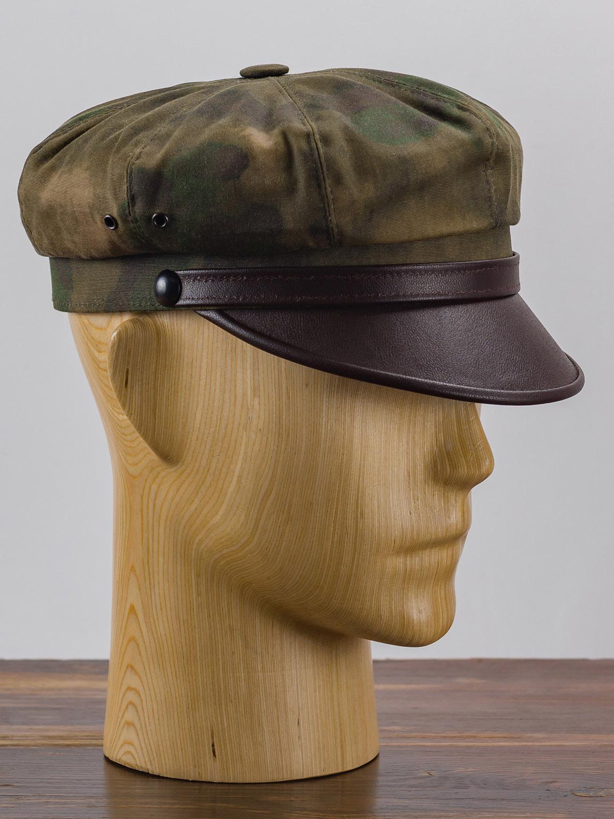 Vintage Biker Duty Cap