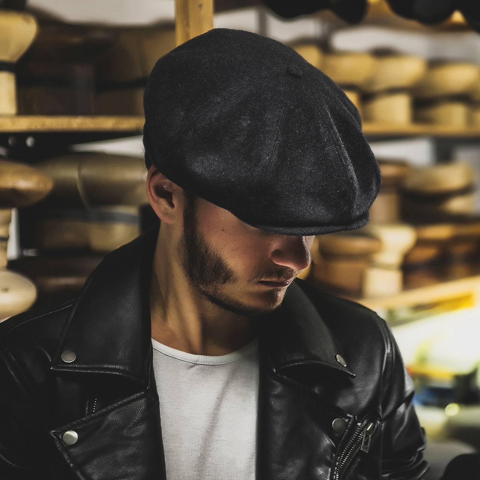 Wool 8 panels newsboy apple peaky blinders cap bandit hooligan ivy league Shelby large hat Gatsby baker boy paper boy