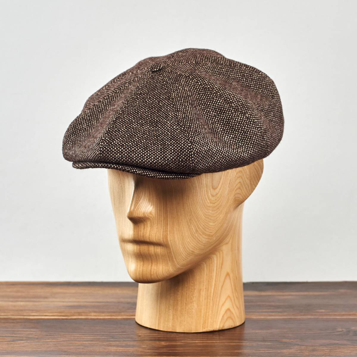 Tweed wool 8 panels newsboy apple cap peaky blinders bandit hooligan ivy league Shelby hat Gatsby baker boy newsboy poor boy